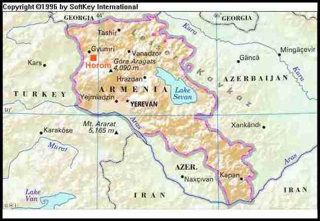 Grabung In Horom Nord Armenien 1994 1998